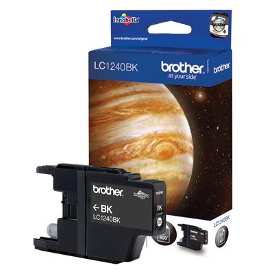 Brother LC-1240BK inktcartridge