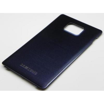 Samsung mobile phone spare part: GT-I9105P Galaxy S2 Plus, battery cover, NFC antenna, blue
