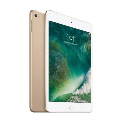 Apple tablet: iPad mini 4 Wi-Fi 32GB - Gold - Goud
