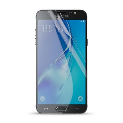 Behello screen protector: Samsung Galaxy J5 (2016) Screen Protector Glossy Transparent - Transparant