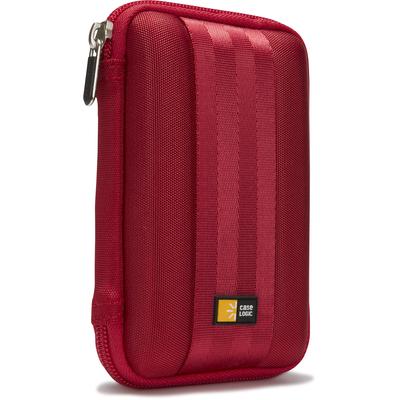 Case Logic Tas voor draagbare harde schijf - Rood