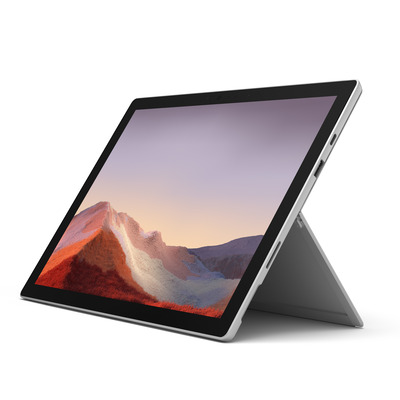 Microsoft Surface Pro 7 Tablet - Platina