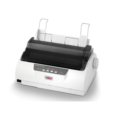 Oki dot matrix-printer: ML1190eco - Wit
