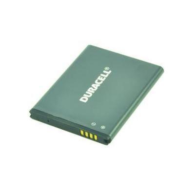 Duracell batterij: Battery Galaxy S2 - Zwart