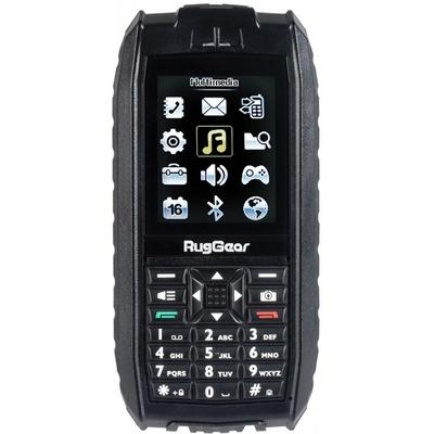 Profoon XF, Waterbestendige GSM, Zwart Mobiele telefoon