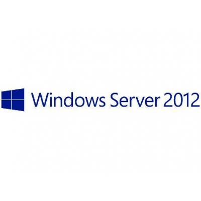 Hewlett Packard Enterprise Windows Server 2012 R2 Standard Besturingssysteem