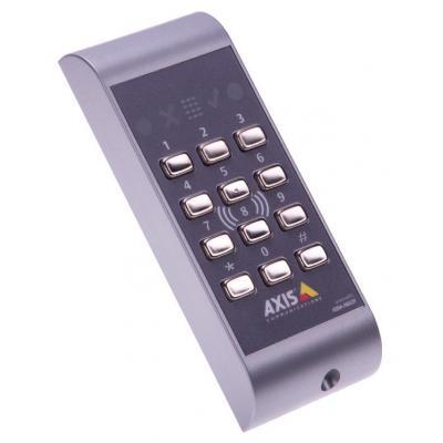 Axis toegangscontrole-lezer: A4011-E - Zwart, Grijs