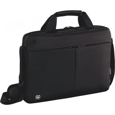 Wenger/swissgear laptoptas: Format 14 - Zwart