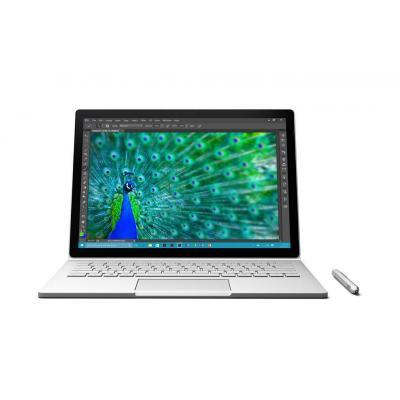 Microsoft laptop: Surface Book - Zilver