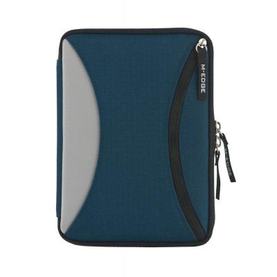 M-Edge Latitude E-book reader case - Blauw, Grijs
