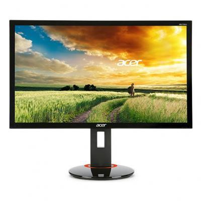 Acer monitor: XF XF250QA - Zwart