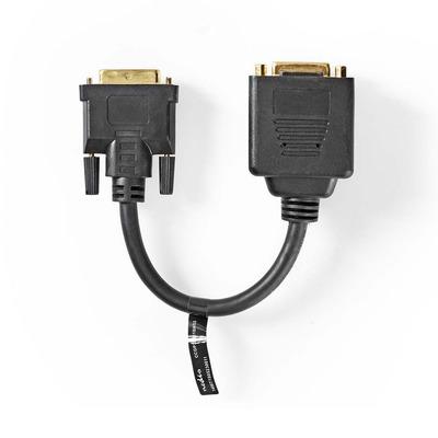 Nedis CCGP32951BK02 DVI kabel  - Zwart