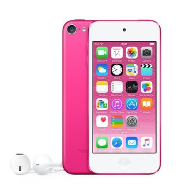 Apple MP3 speler: iPod Touch 16GB - Roze