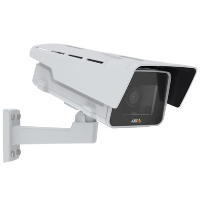 Axis P1375-E Beveiligingscamera - Zwart, Wit