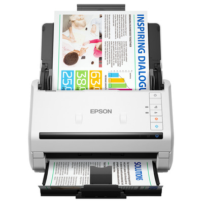 Epson WorkForce DS-770 Power PDF Scanner - Wit