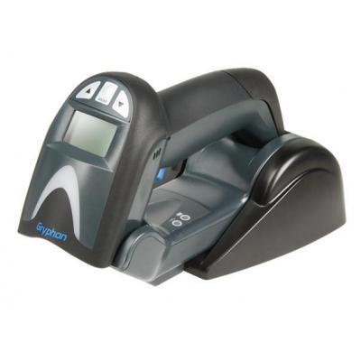 Datalogic barcode scanner: Gryphon GM4100 Zonder cradle, alleen de scanner - Zwart