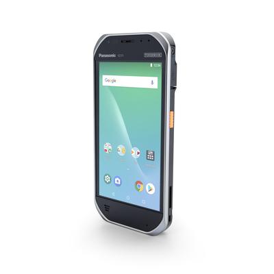Panasonic Toughbook FZ-T1 Smartphone - Zwart,Zilver 16GB