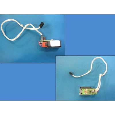 Hp montagekit: Solenoid lock assembly - Includes lock, switch, and cable