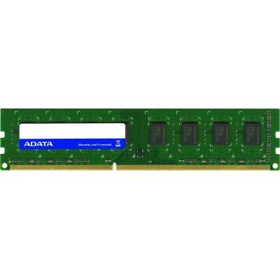Adata RAM-geheugen: Premier, 4GB - Groen