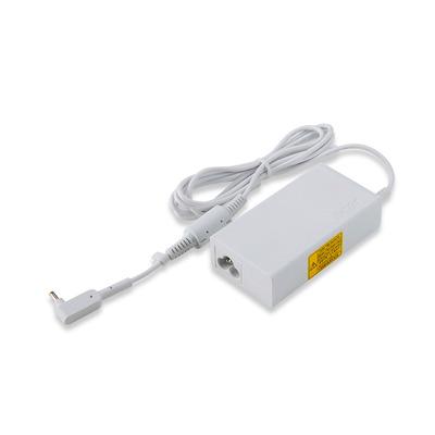 Acer netvoeding: Stroom adapter 3mm aansluiting 65W Wit