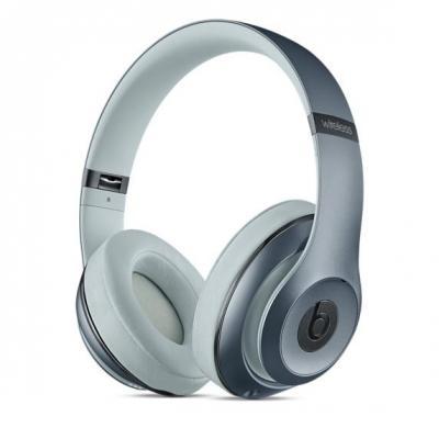 Apple headset: Beats by Dr. Dre Studio, Wireless, Over-Ear, 3.5mm/Bluetooth, 20Hz-20kHz - Grijs, Metallic