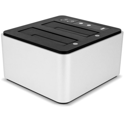 Owc HDD/SSD docking station: Drive Dock - Zwart, Wit