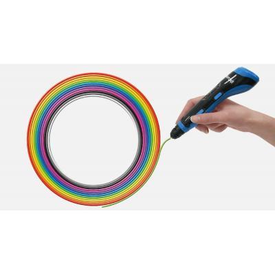 Polaroid Play 3D Filament - Multi-Colour (Pack of 20) 3D printing material - Zwart, Blauw, Bruin, Goud, Groen, .....