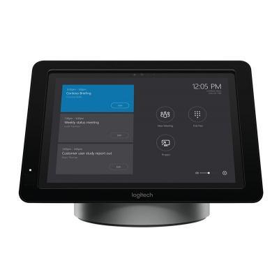 Logitech videoconferentie systeem: 939-001093 - Zwart