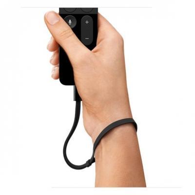 Apple : Remote Loop f/ Siri Remote - Zwart