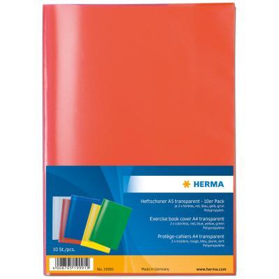 Herma tijdschrift/boek kaft: 19991 - Blauw, Groen, Grijs, Rood, Geel