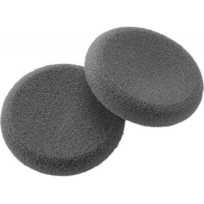 Plantronics koptelefoonkussen: Foam Ear Cushion - Black - Zwart
