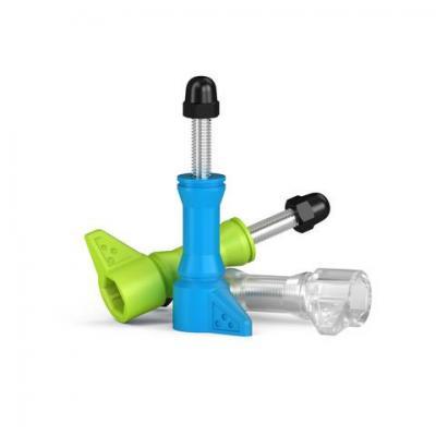 Gopole camera-ophangaccessoire: Hi-Torque, Thumbscrew Pack - Blauw, Groen, Zilver