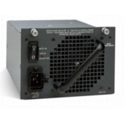 Cisco Catalyst 4500 Power supply unit - Zwart