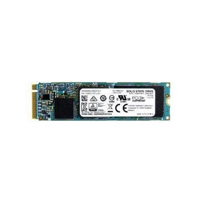 Toshiba SSD: XG3 - Zwart, Blauw, Goud