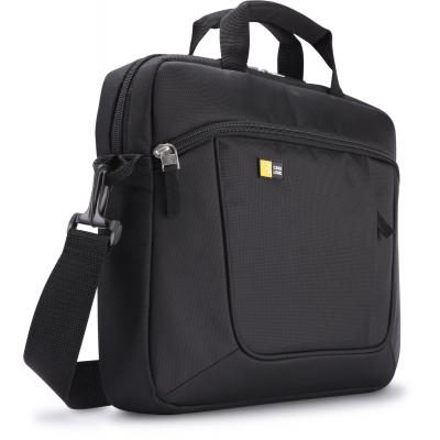 """Case logic laptoptas: Strakke tas voor 15.6"""" ultrabook en iPad - Zwart"""