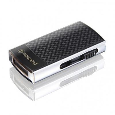 Transcend JetFlash 560 USB flash drive - Zwart