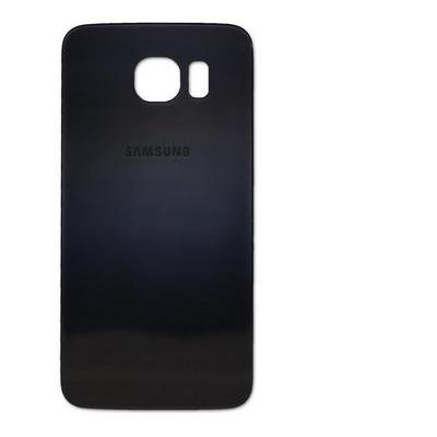 Samsung mobile phone spare part: Battery Cover, Black - Zwart