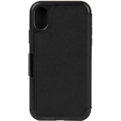 Otterbox mobile phone case: Strada for iPhone X - Zwart