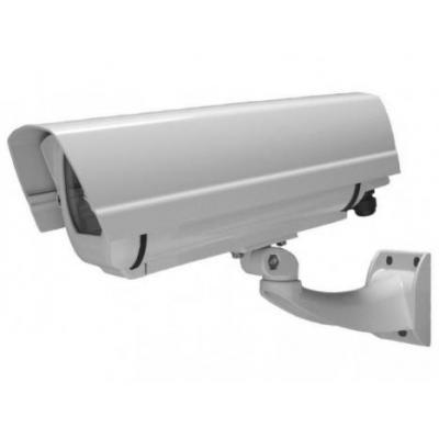 Panasonic Grey, Aluminium, PoE, In/Out Beveiligingscamera bevestiging & behuizing - Grijs