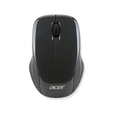 Acer computermuis: RF2.4 - Zwart, Wit