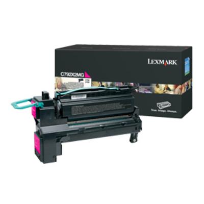 Lexmark C792X2MG cartridge