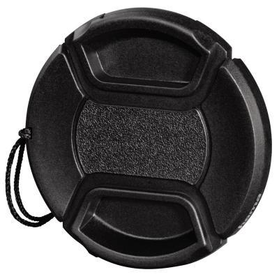 Hama lensdop: Lens Caps Smart-Snap M67 - Zwart