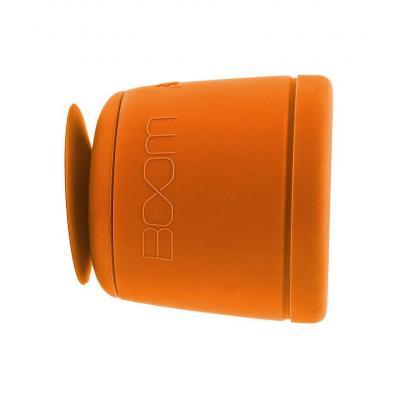 "Boom draagbare luidspreker: BT, WR, 6.35 cm (2.5 "") , 8h, Micro USB, Orange - Oranje"