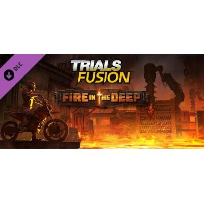 Ubisoft : Trials Fusion: Fire in the Deep, PC