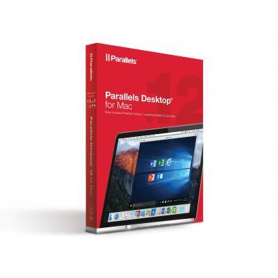 Parallels algemene utilitie: Desktop 12