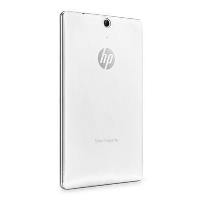 Hp tablet case: Slate 7 VoiceTab White Back Cover - Wit