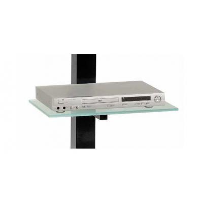 Hagor 4858 Muur & plafond bevestigings accessoire - Zwart, Transparant