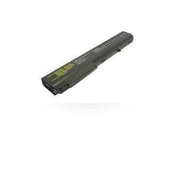 Microbattery batterij: Laptop Battery for HP 8Cells Li-Ion 14.4V 4.8Ah 69wh - Zwart