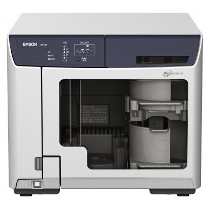Epson Discproducer™ PP-50BD disc uitgever - Zwart, Cyaan, Lichtyaan, Lichtmagenta, Magenta, Geel