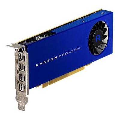 AMD RADEON PRO WX 4100 Videokaarten